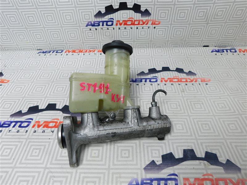Главный тормозной цилиндр Toyota Caldina ST191-4039168 3S-FE 1996