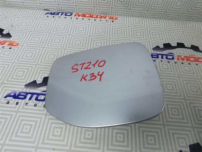 Лючок бензобака Toyota Caldina ST210-4002125 3S-FE 1997