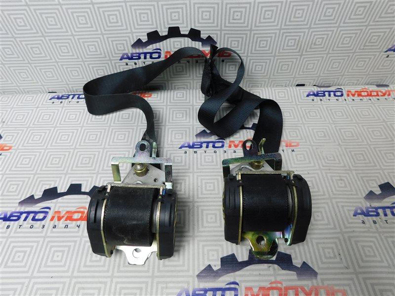 Ремень безопасности Mazda Familia S-Wagon BJFW-104603 FS 2000 передний