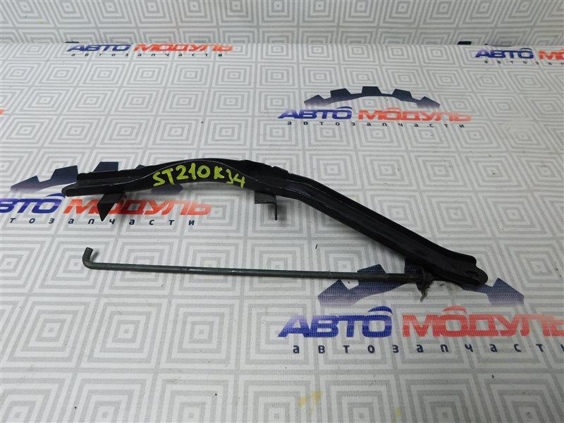 Крепление аккумулятора Toyota Caldina ST210-4002125 3S-FE 1997
