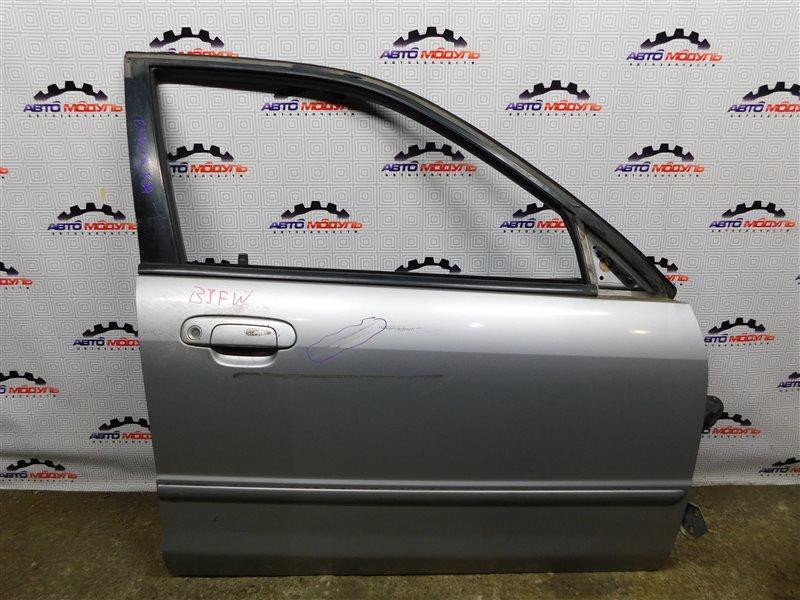Дверь Mazda Familia S-Wagon BJFW-104603 FS 2000 передняя правая