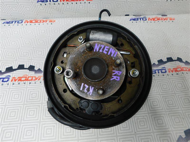 Ступица Toyota Corolla Axio NZE141-6033926 1NZ-FE 2007 задняя правая