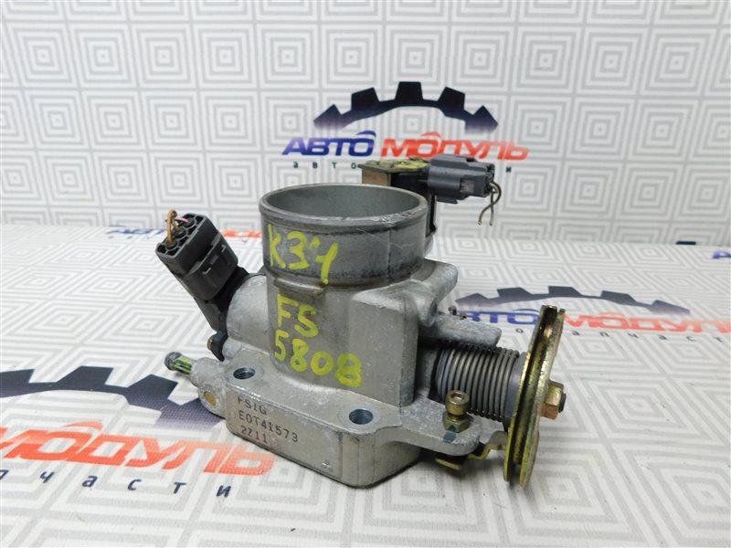 Дроссельная заслонка Mazda Familia S-Wagon BJFW-104603 FS 2000