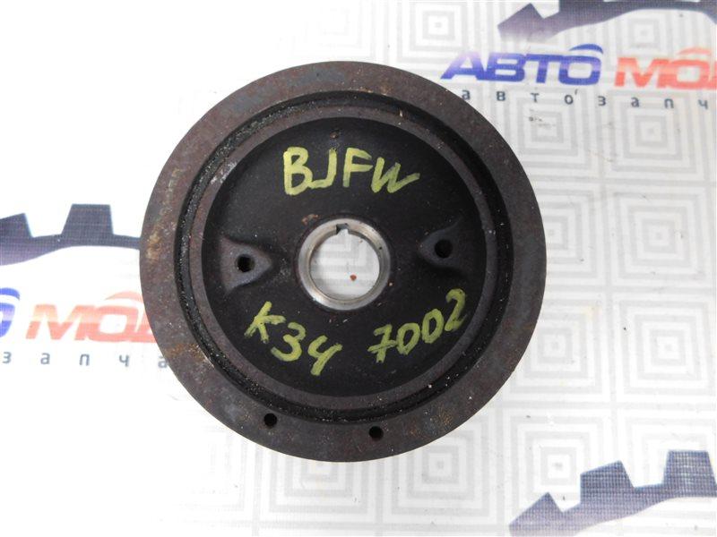 Шкив коленвала Mazda Familia S-Wagon BJFW-300316 FS 2002