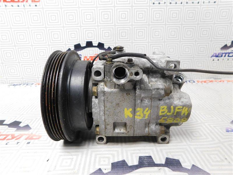 Компрессор кондиционера Mazda Familia S-Wagon BJFW-104603 FS 2000