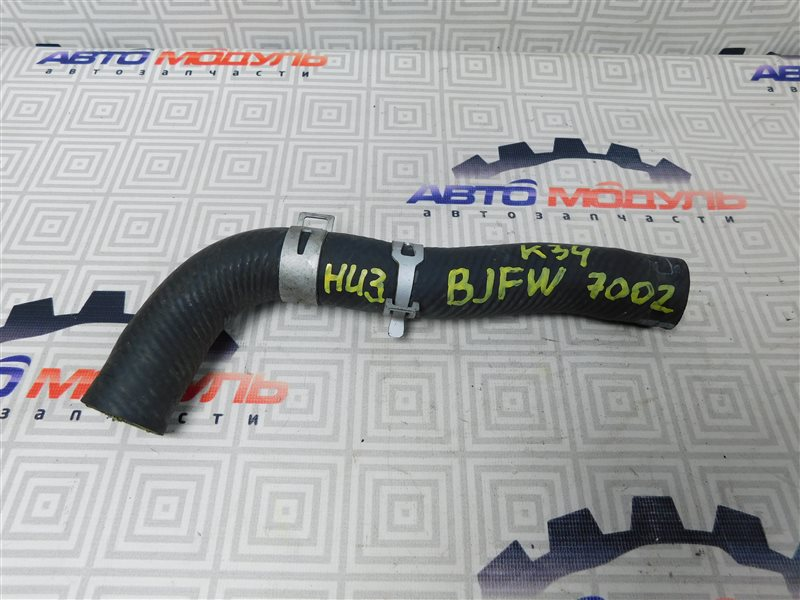 Патрубок радиатора Mazda Familia S-Wagon BJFW-300316 FS 2002 нижний