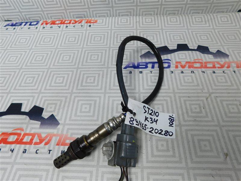 Датчик кислородный Toyota Caldina ST210-4002125 3S-FE 1997