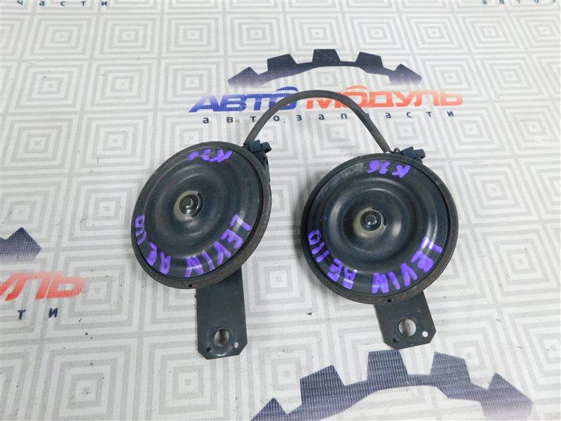 Сигнал звуковой Toyota Corolla Levin AE110-5045736 5A-FE 1996
