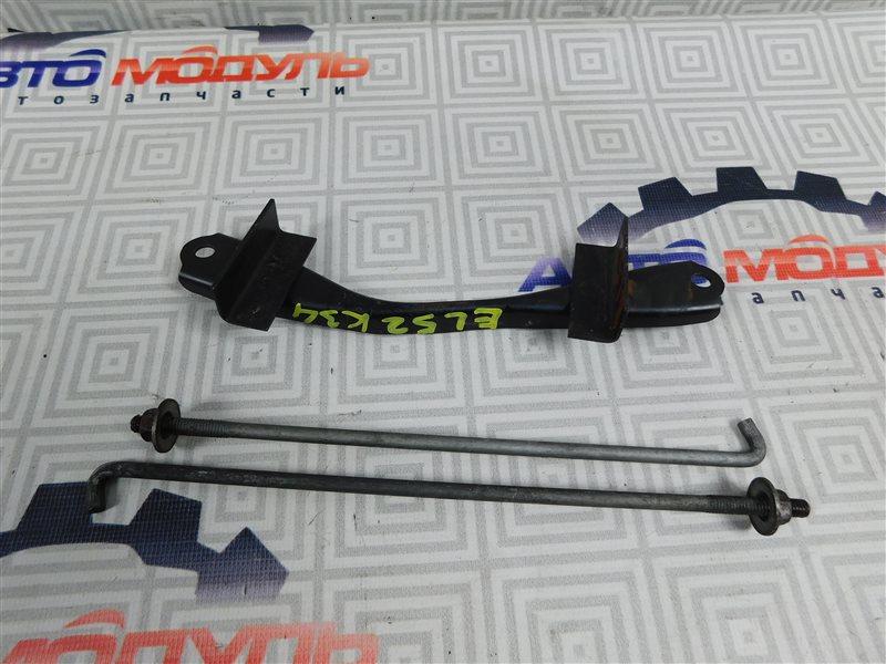 Крепление аккумулятора Toyota Cynos EL52-0001387 4E-FE 1995