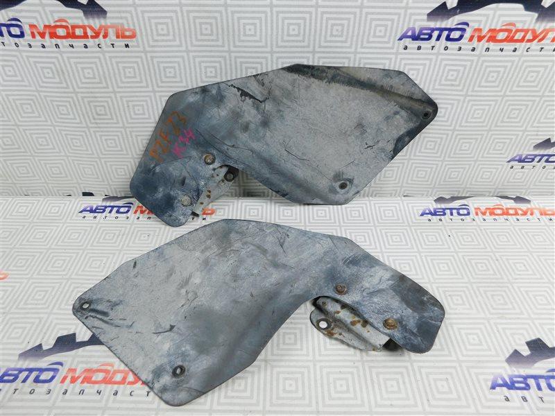 Брызговики комплект Nissan Atlas P2F23-057113 TD27 2001 передние