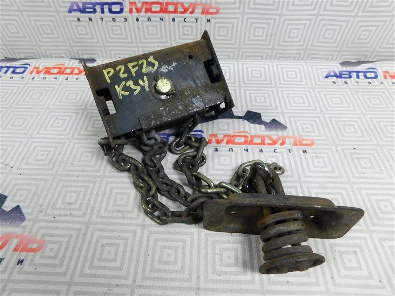 Крепление запаски Nissan Atlas P2F23-057113 TD27 2001