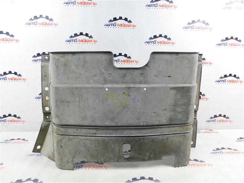 Защита двигателя Nissan Atlas P2F23-057113 TD27 2001