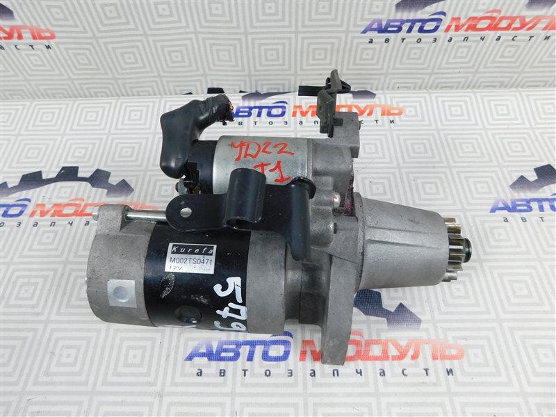 Стартер Nissan Expert VEW11 YD22