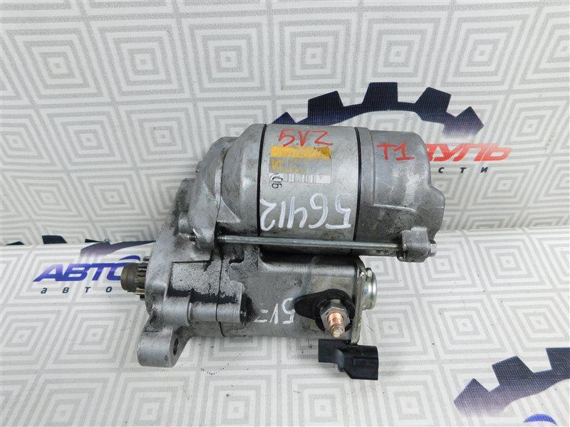 Стартер Toyota Grand Hiace VCH10 5VZ-FE