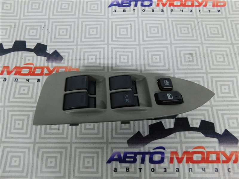 Блок упр. стеклоподьемниками Toyota Corolla Spacio AE111-6120547 4A-FE 1999 передний правый