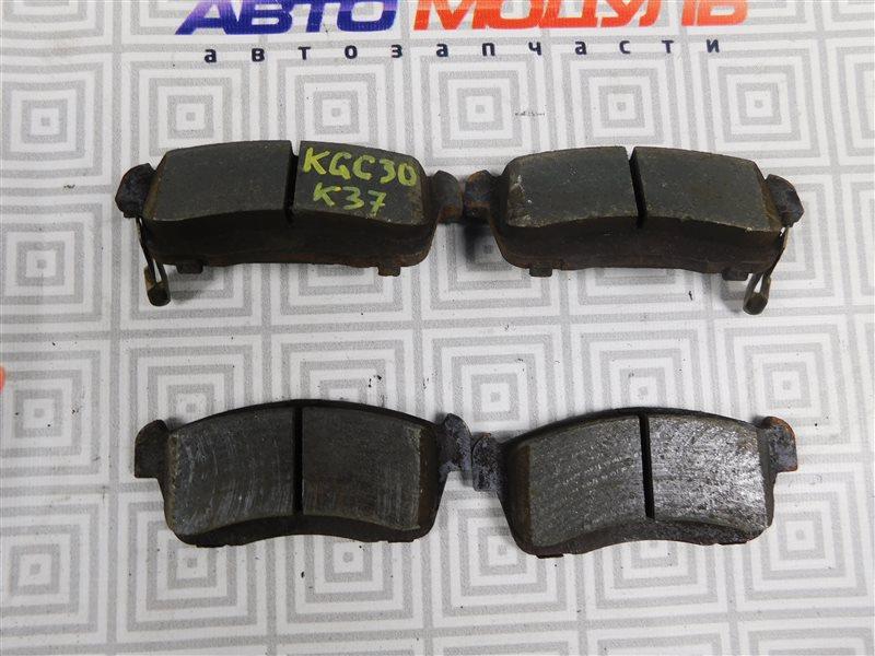 Колодки тормозные Toyota Passo KGC10 передние