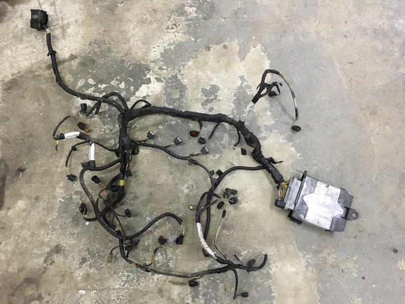 Проводка моторная Jaguar X-type 2.1 (б/у)