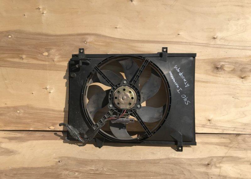 Диффузор с вентилятором Volvo S40 1 1998 (б/у)