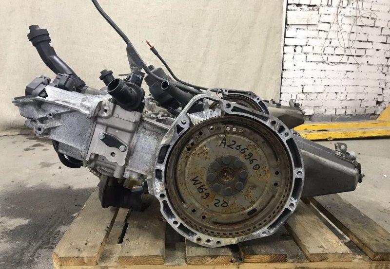 Двигатель Mercedes A-Class W169 M266.960 2004 (б/у)