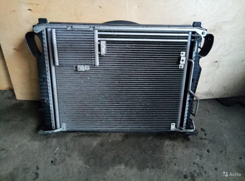 Кассета радиаторов Mercedes SL R230 5.0 2001 (б/у)