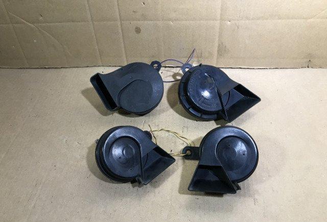 Сигналы звуковые комплект Mercedes A-Class W168 (б/у)