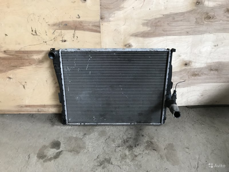 Радиатор основной BMW 3-series E46 N42 1998 (б/у)