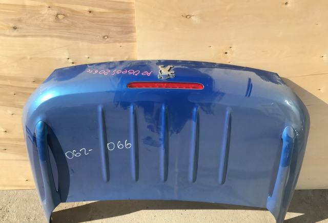 Крышка багажника Peugeot 206 (б/у)