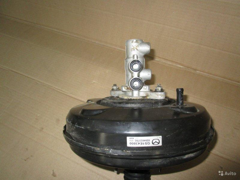 Вакуумный усилитель тормозов Mazda 6 GH 2007 (б/у)