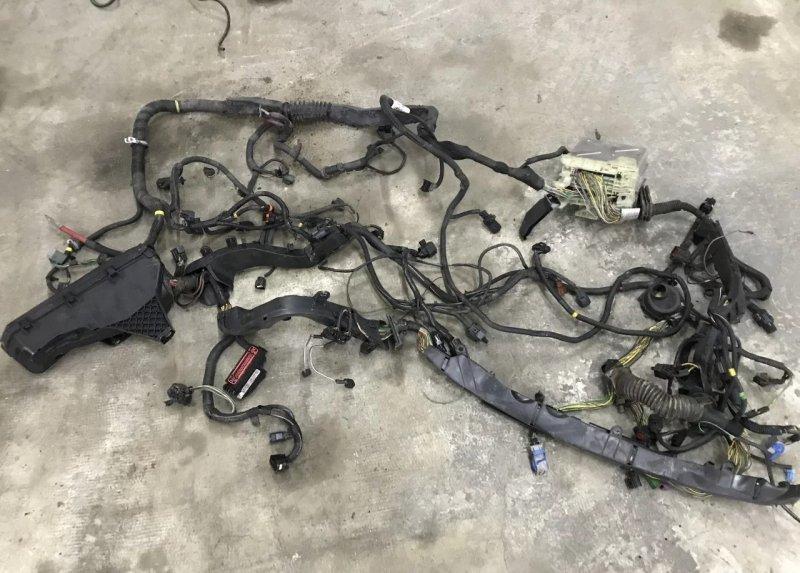 Проводка моторная Volvo S60 2.4 2000 (б/у)