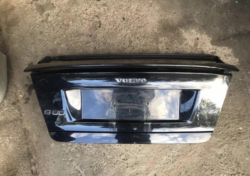 Крышка багажника Volvo S60 2000 (б/у)