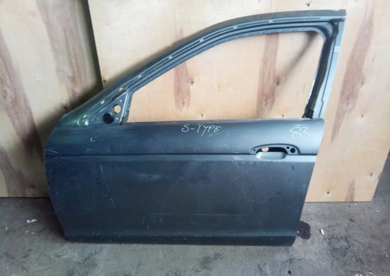 Дверь Jaguar S-type передняя левая (б/у)