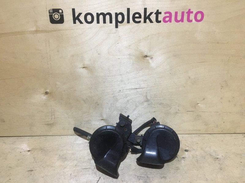 Сигналы звуковые комплект Opel Astra G (б/у)