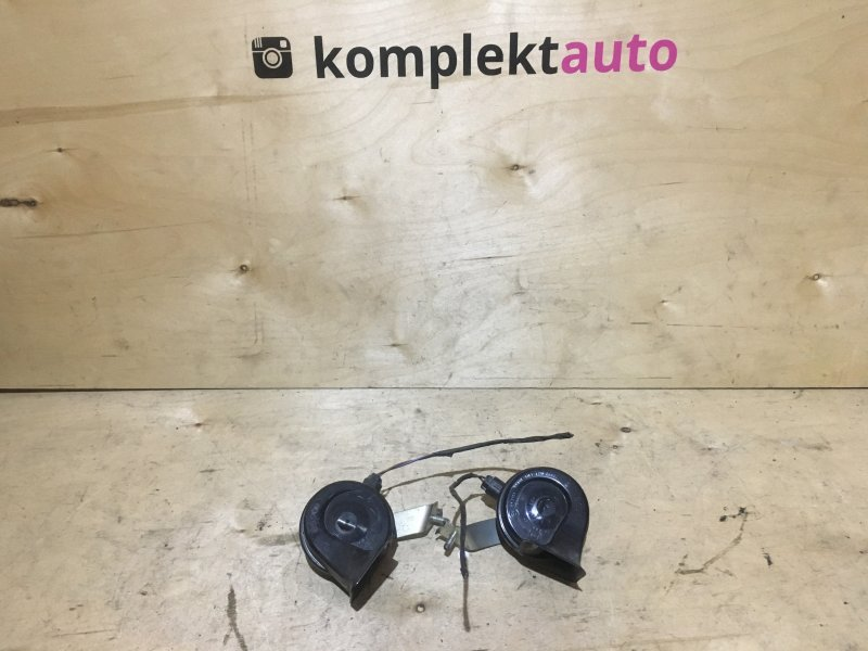Сигналы звуковые комплект BMW 3-series E46 COUPE 1998 (б/у)