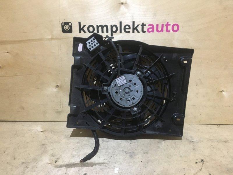 Диффузор с вентилятором Opel Astra G (б/у)