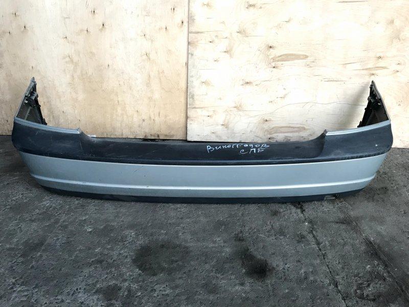 Бампер Volvo S80 1998 задний (б/у)