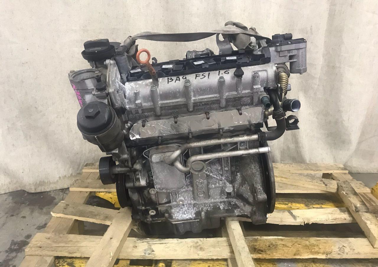 Двигатель Volkswagen Touran 1T1 BAG (б/у)