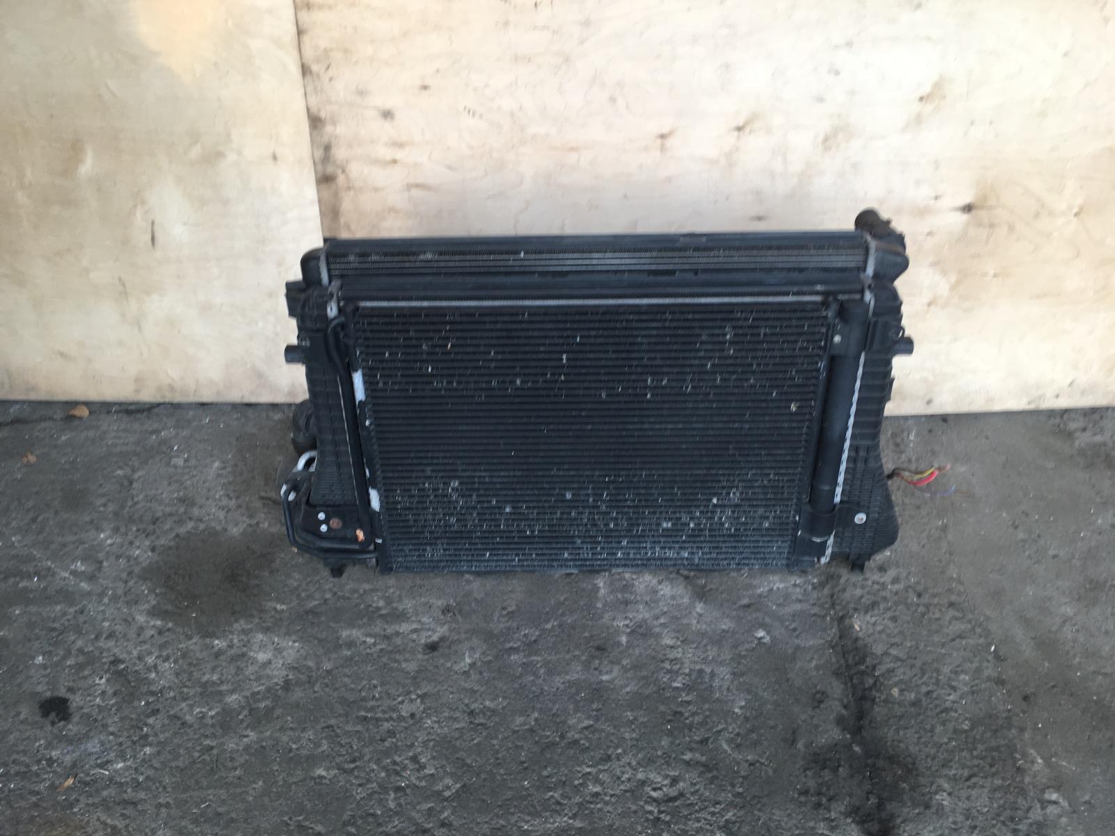 Кассета радиаторов Audi A3 8P (б/у)