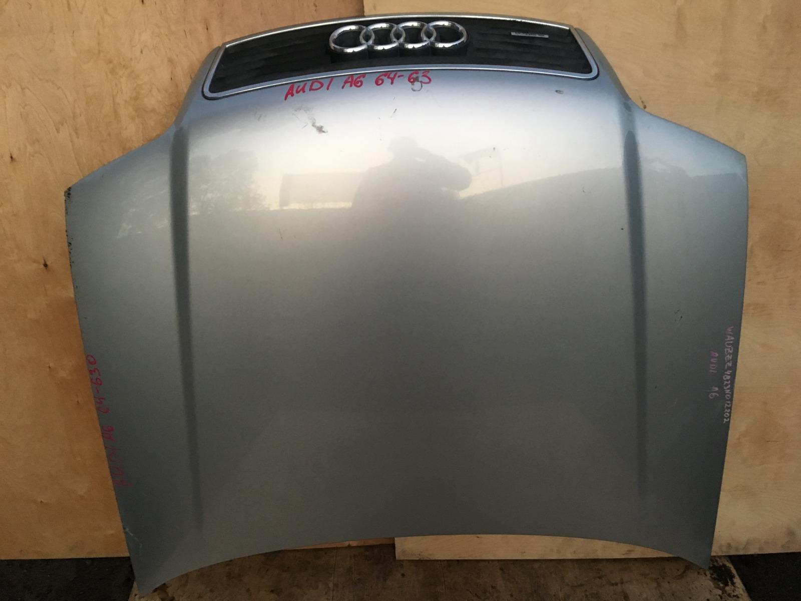 Капот Audi A6 С5 2001 (б/у)