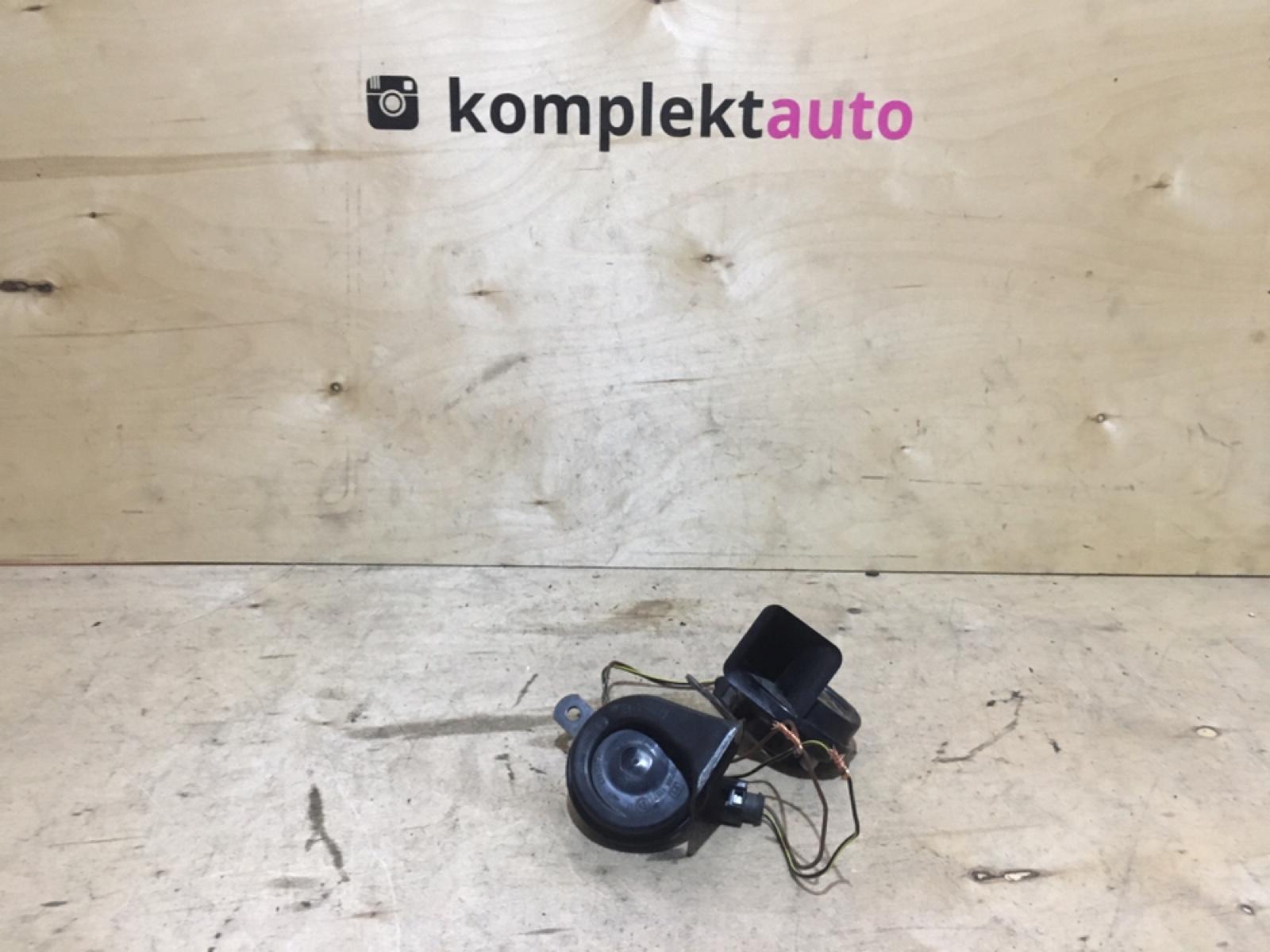 Сигналы звуковые комплект Audi A4 B6 (б/у)