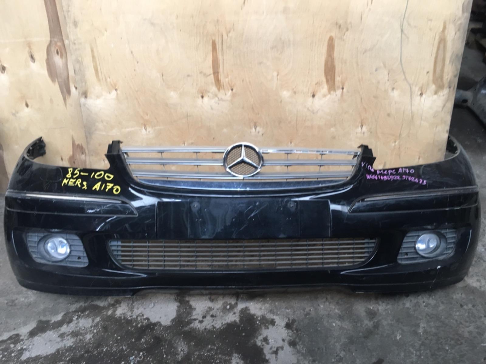 Бампер Mercedes A-Class W169 2004 передний (б/у)