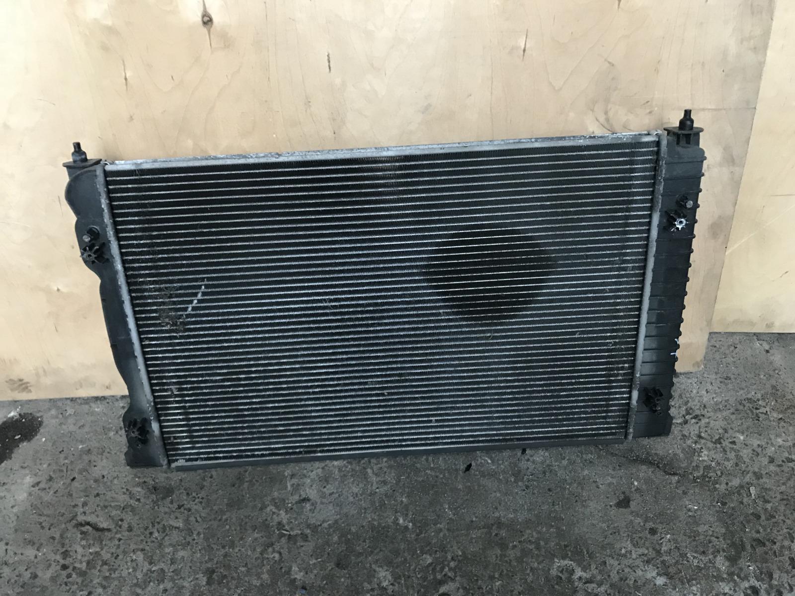 Радиатор основной Audi A4 B7 2005 (б/у)
