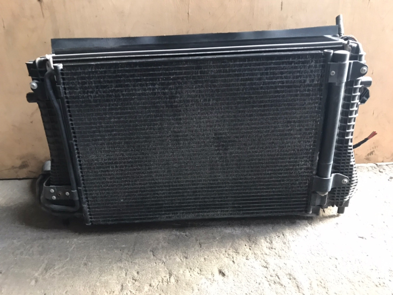 Кассета радиаторов Volkswagen Jetta 5 2006 (б/у)