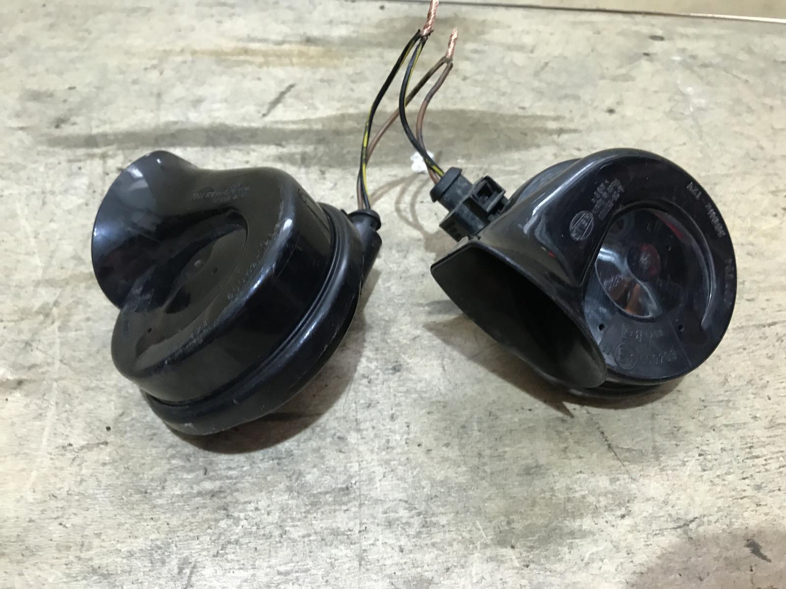 Сигналы звуковые комплект Audi A4 B8 (б/у)