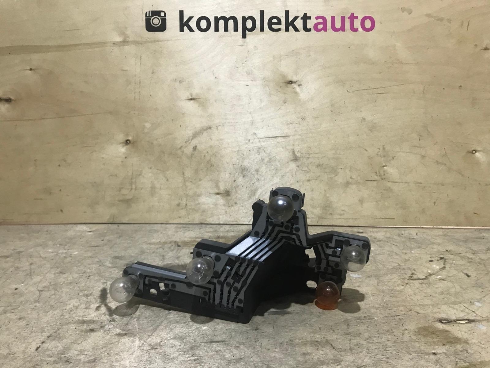 Плата фонаря Jaguar X-type задняя правая (б/у)