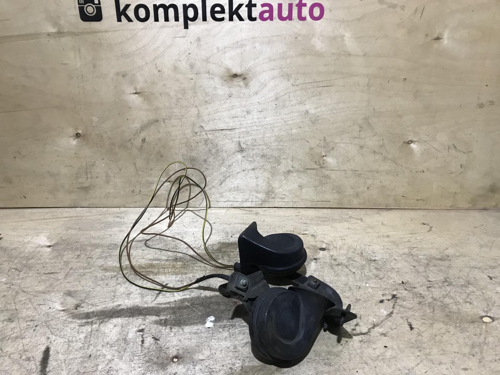 Сигналы звуковые комплект Volkswagen Golf 5 2003 (б/у)