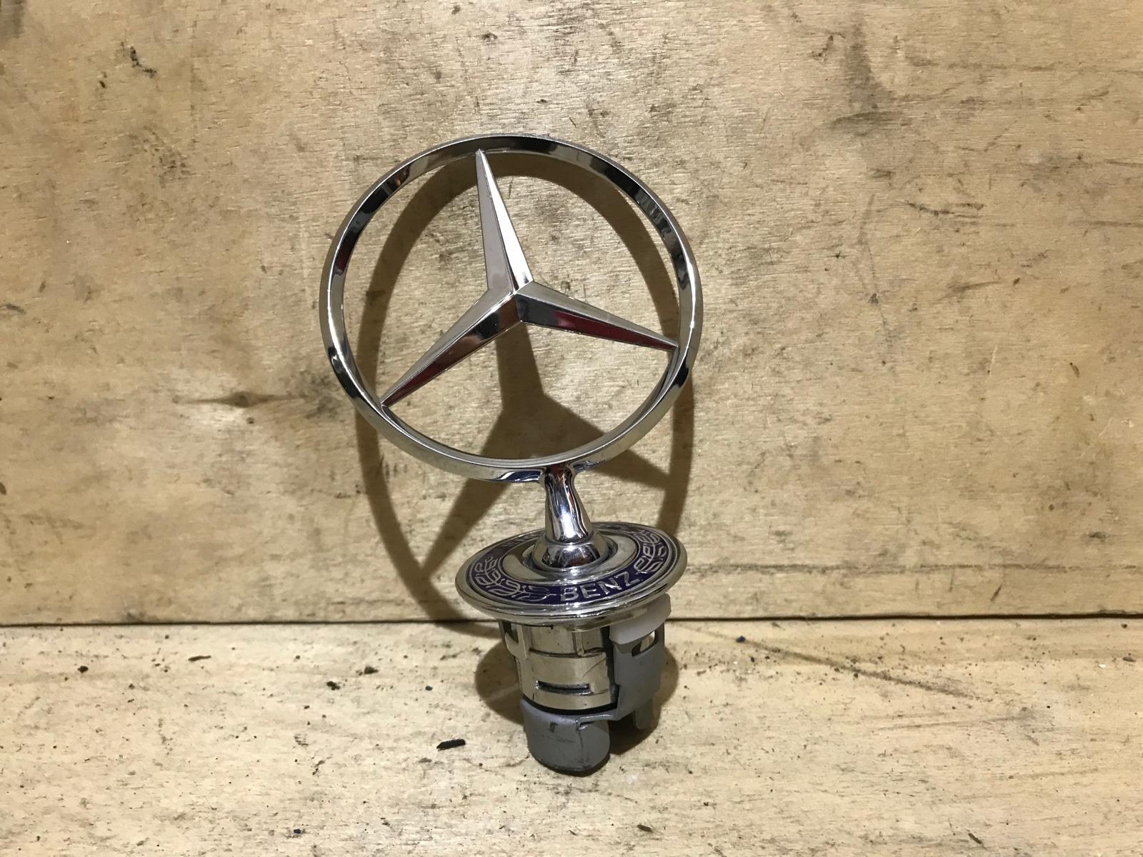 Эмблема Mercedes E-class W210 1999 (б/у)
