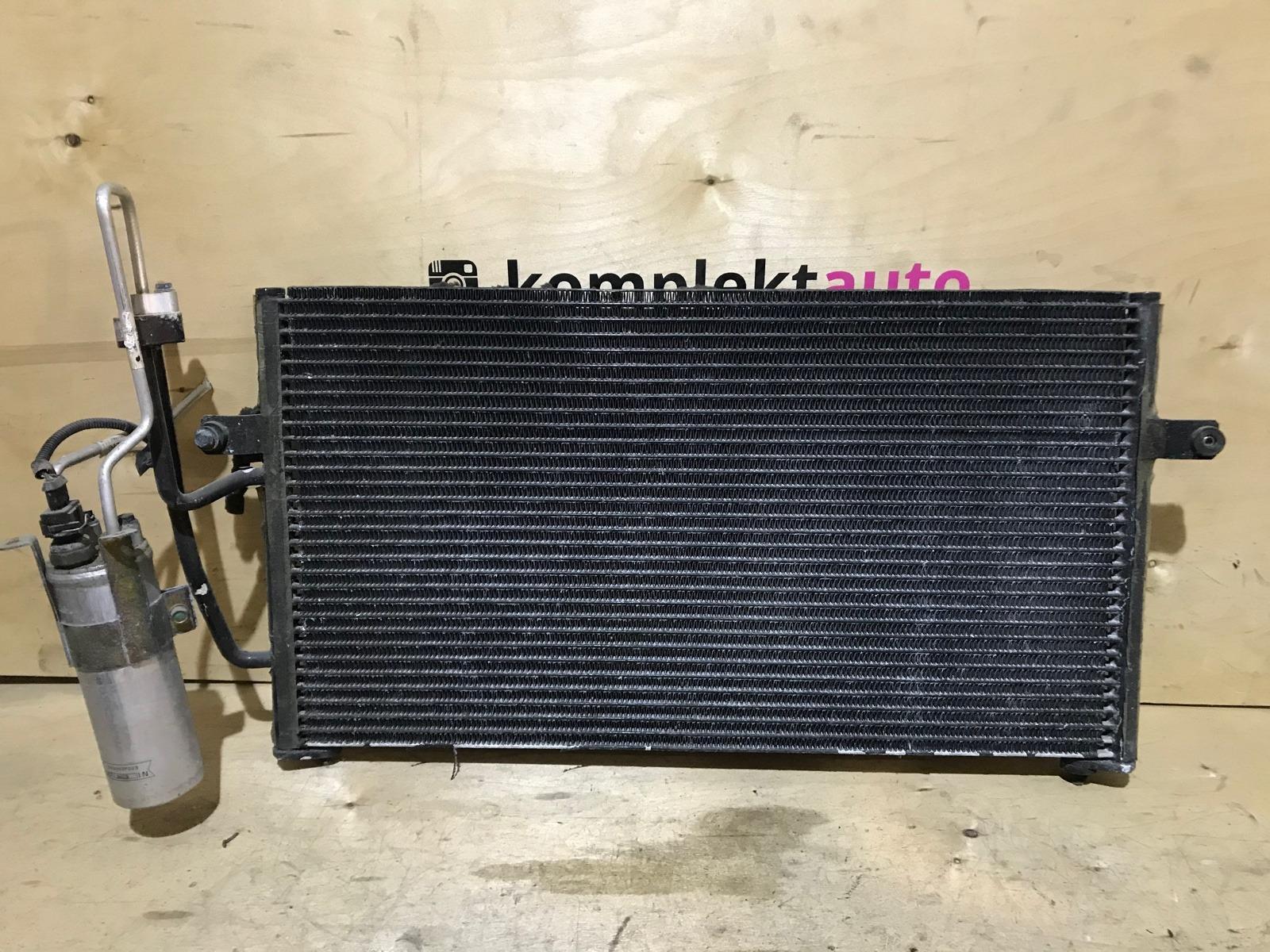Радиатор кондиционера Volvo S40 1 1995 (б/у)