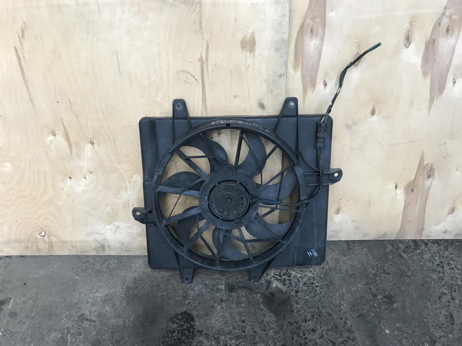 Вентилятор радиатора Chrysler PT Cruiser 2000 (б/у)