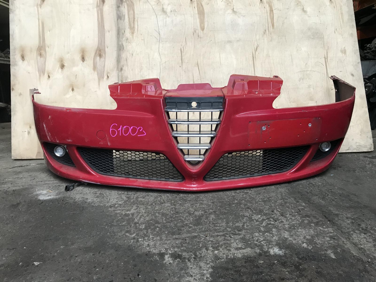 Бампер Alfa Romeo 147 2006 передний (б/у)