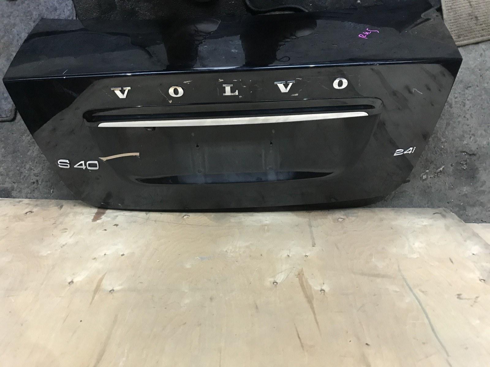 Крышка багажника Volvo S40 2 2007 (б/у)